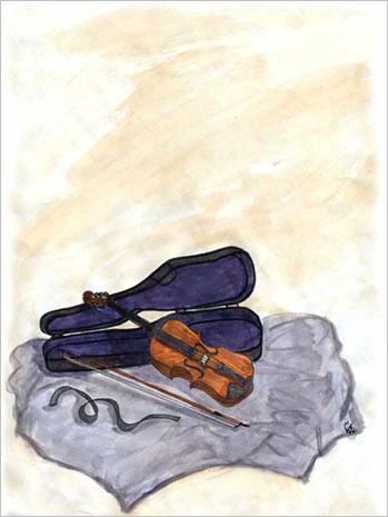 petit-violon